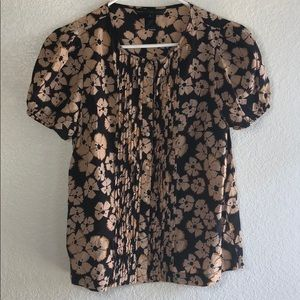 Marc Jacobs Silk Blouse Medium Floral